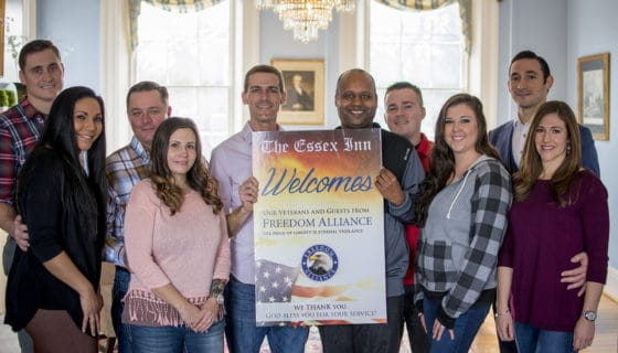 Freedom Alliance hosts Family Retreat for Military Couples