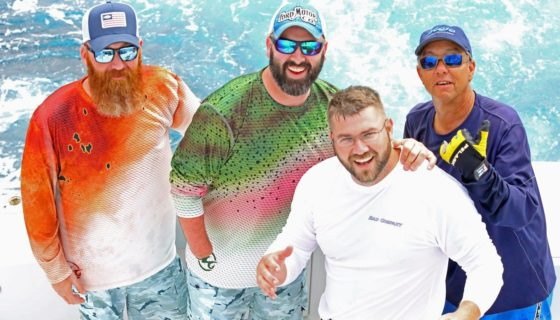 Freedom Alliance invited seven veterans on a fishing trip in Cabo San Lucas, Mexico!